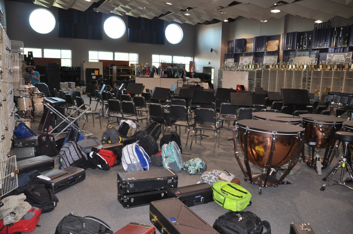 Hoover School Board Approves Capital Plan With 6 Million Band