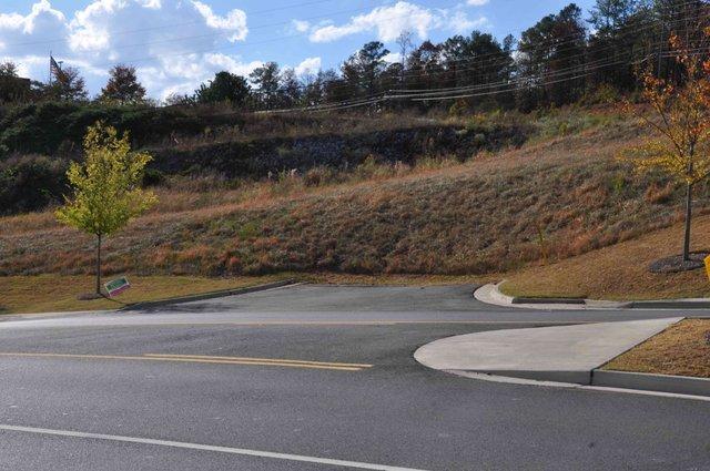 CMNLL Inc property road stub 2
