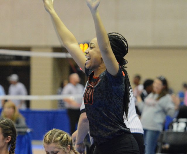 Hoover Volleyball