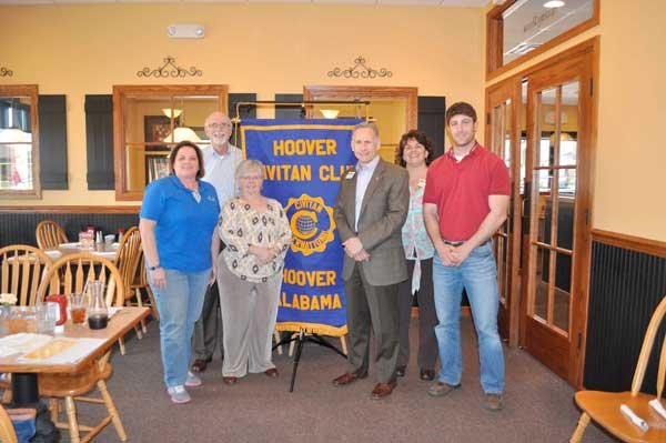 Hoover civitan club