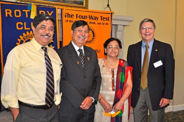hoover rotary club india