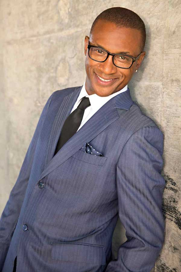 Tommy Davidson comedy club
