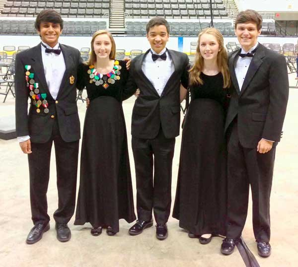 Hoover all state band