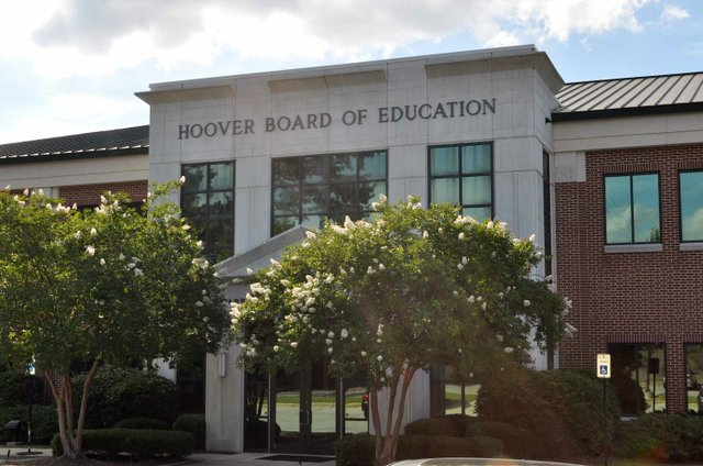 Hoover Board of Education Building