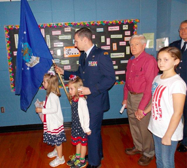 Green Valley Veterans Day 2015