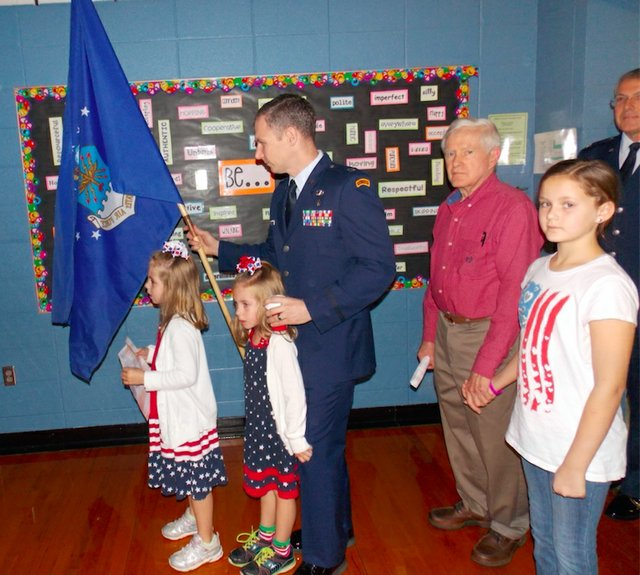 Green Valley Veterans Day 2015