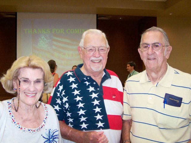 0614 Senior Center patriotism event