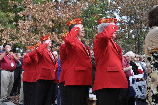 Veterans Memorial Arbor 4
