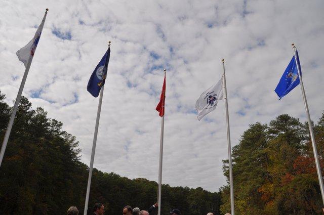 Veterans Memorial Arbor 14