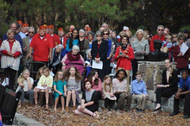 Veterans Memorial Arbor 10