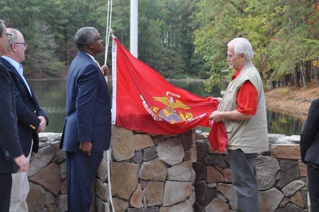Veterans Memorial Arbor 8