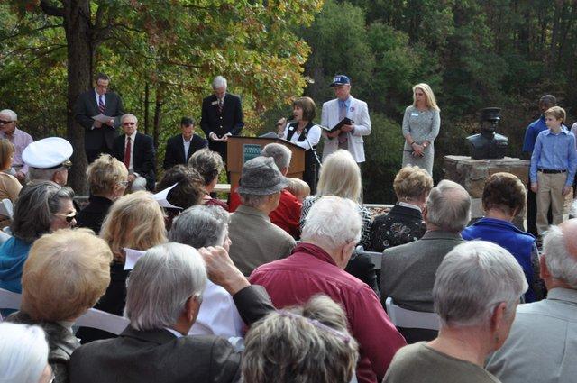 Veterans Memorial Arbor 2
