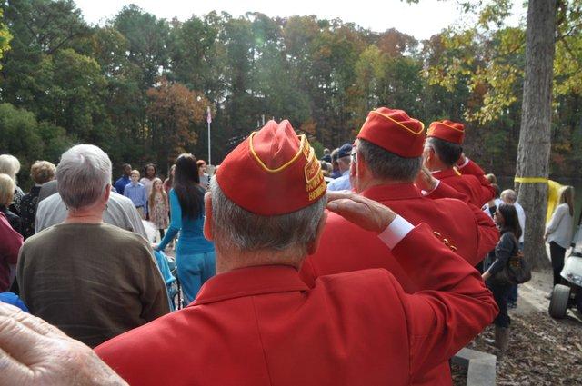 Veterans Memorial Arbor 5