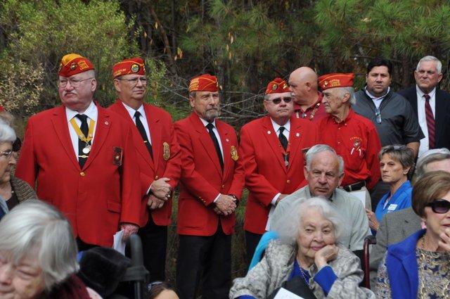 Veterans Memorial Arbor 6