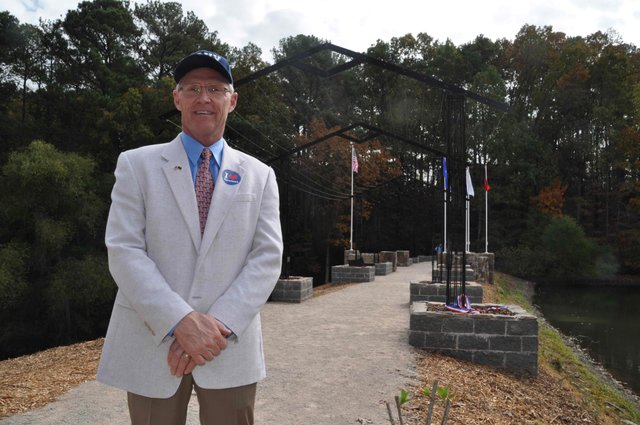 Veterans Memorial Arbor 26