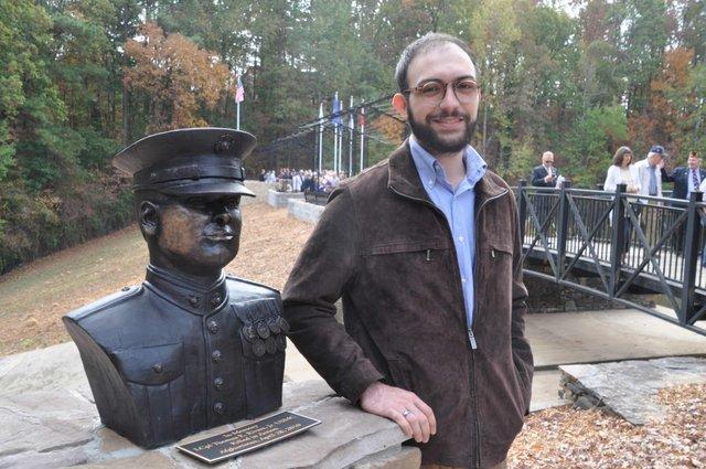 Veterans Memorial Arbor 19
