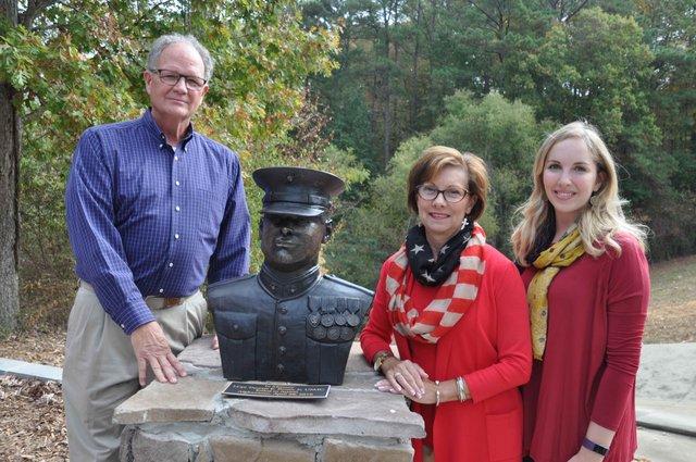 Veterans Memorial Arbor 21