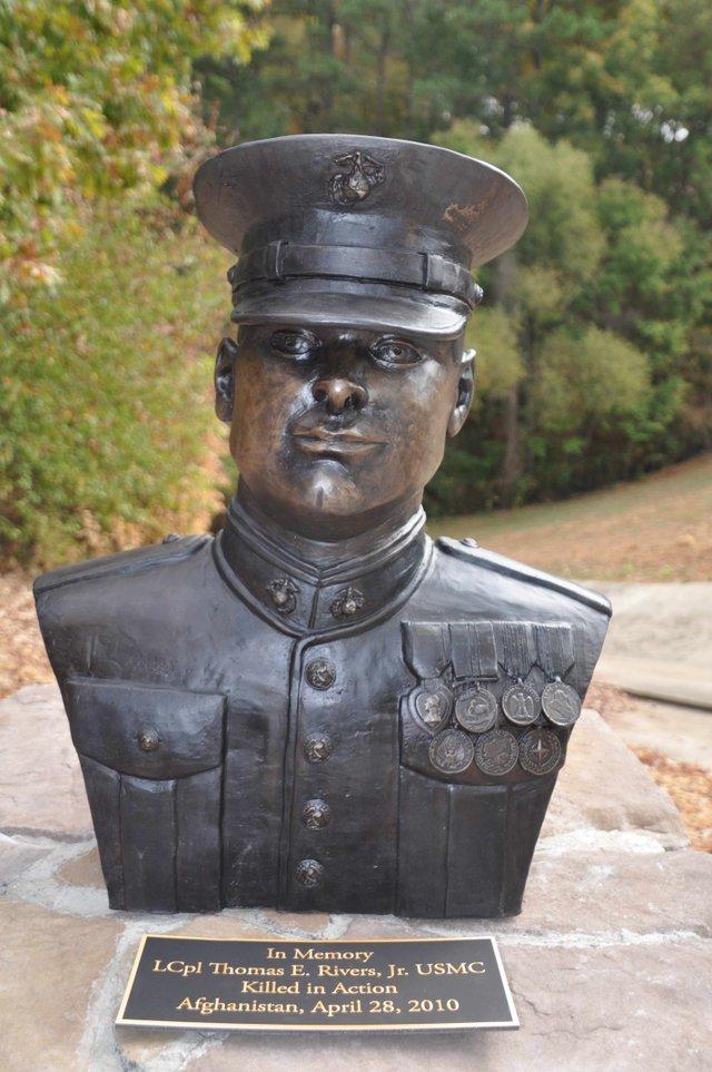 Veterans Memorial Arbor 23