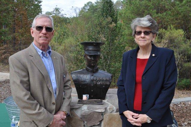Veterans Memorial Arbor 24