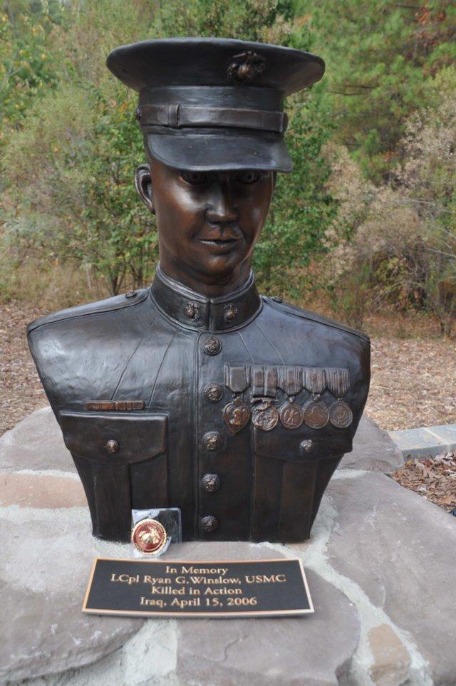 Veterans Memorial Arbor 22