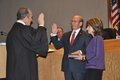 Frank Broccato swearing in 2