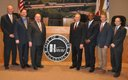 Hoover council swearing in