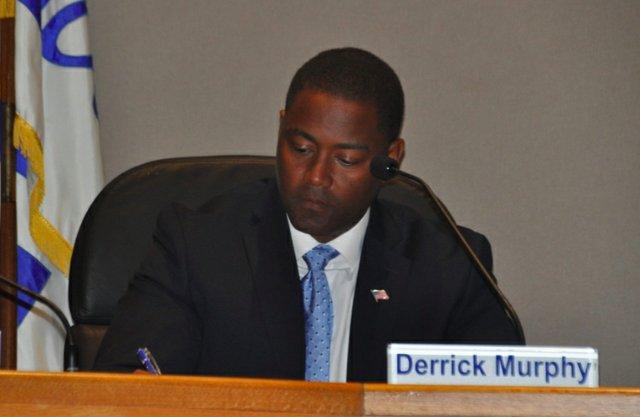 Derrick Murphy 11-7-17