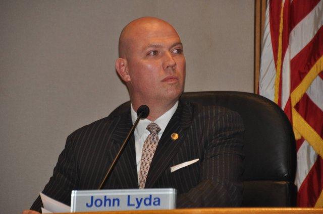 John Lyda 11-7-17