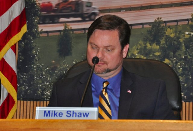 Mike Shaw 11-7-16