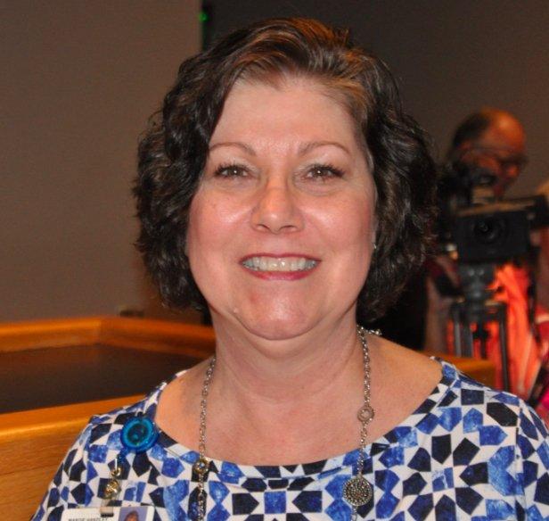 Margie Handley 11-7-16