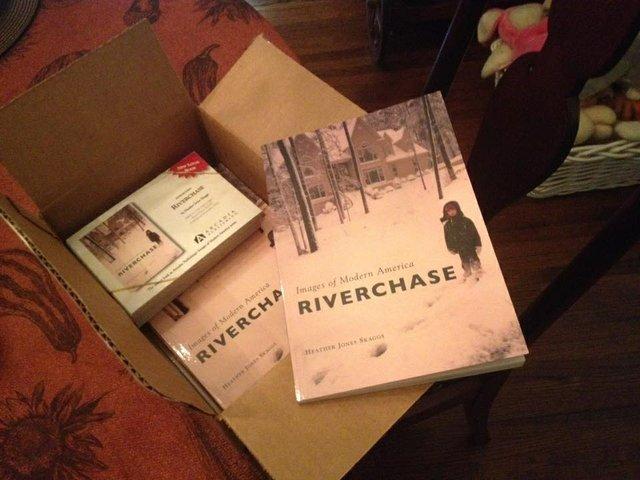 Riverchase book