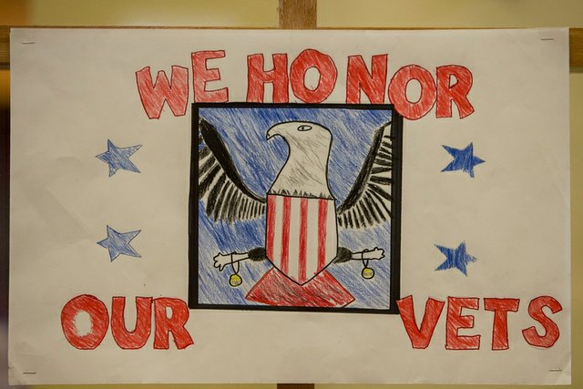 Veterans Day 2016 artwork