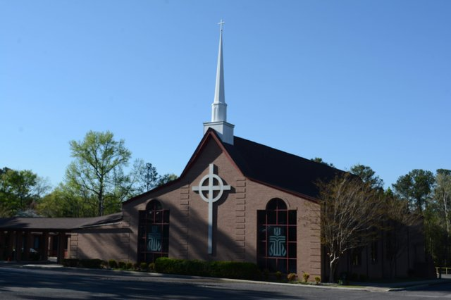 Chapel in the Pines Presbyterian Church April 2016