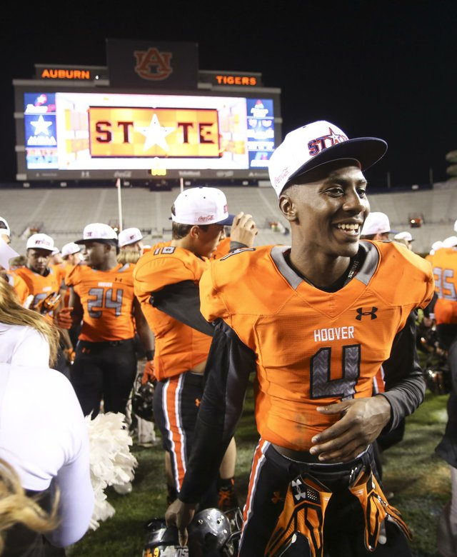 Hoover Football State Championship 2016