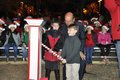 Hoover Christmas tree lighting 2016-10