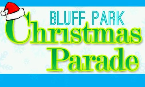 Bluff Park Christmas Parade logo