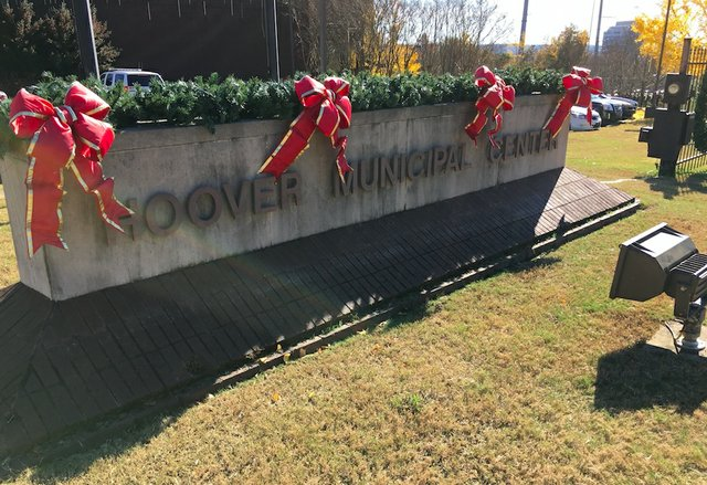 Hoover Municipal Center Dec 2015