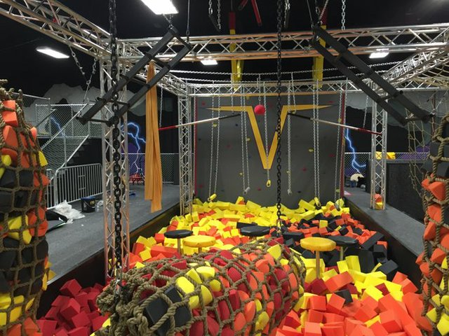 CircusTrix Ninja Course 2