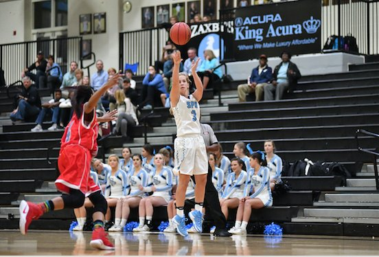 Spain Park Girls Basketball