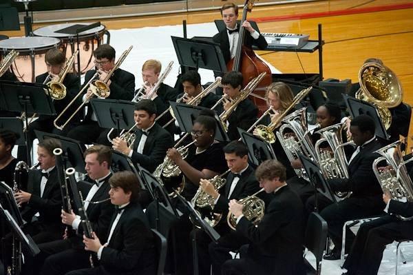 Hoover High Band Dec 2016