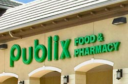 Publix Food & Pharmacy logo