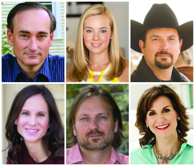 2017 Southern Voices authors
