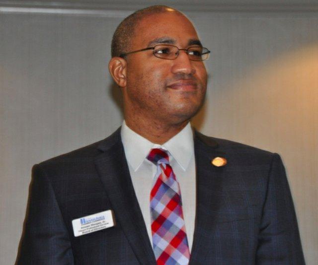 Jerome Morgan Jr. Dec 2016