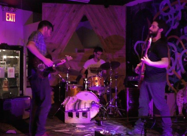 Nick Millevoi's Desertion Trio 9-15-16