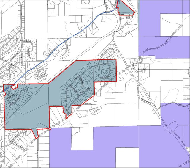 Students in the Woodlands and Grand Oaks areas may have to move from South Shades Crest to Trace Crossings.