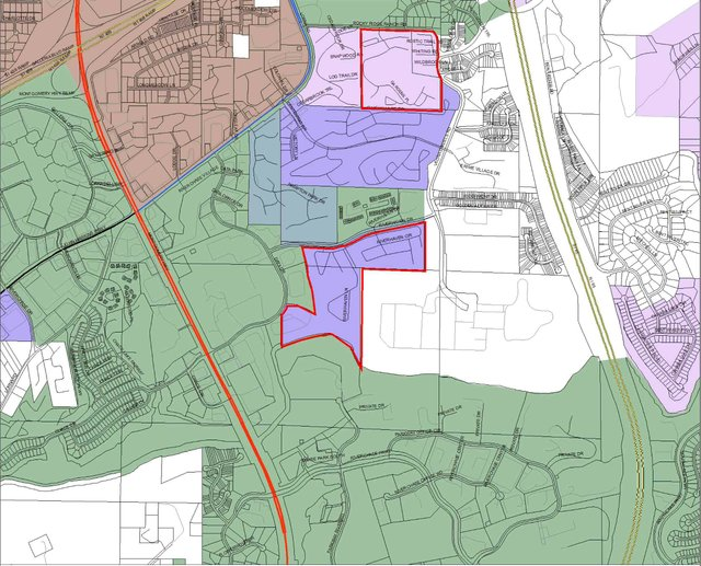 Students in the Riverchase Landing multi-dwelling units may have to move from Trace Crossings to Deer Valley, and students in the Wood Gardens and Wildwood multi-dwelling units may have to move from Rocky Ridge Elementary to Riverchase.
