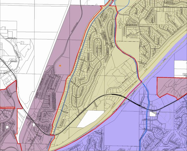 Students in theStudents in the Lake Crest area may have to move from Gwin Elementary to Trace Crossings.