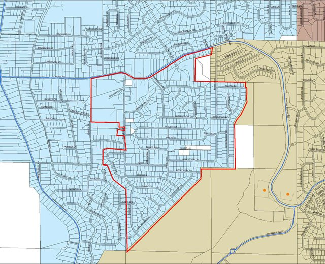 Students in the Carisbrooke area may have to move from Bluff Park Elementary School to Gwin.