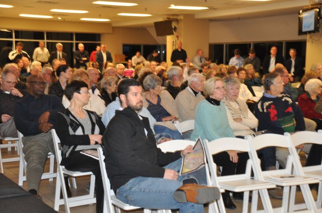 Trace Crossings rezoning meeting 2-9-17