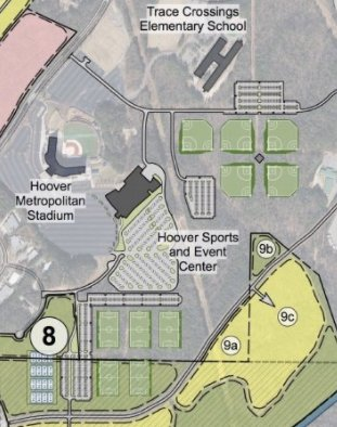 Hoover Metropolitan Complex preliminary layout Feb 2017